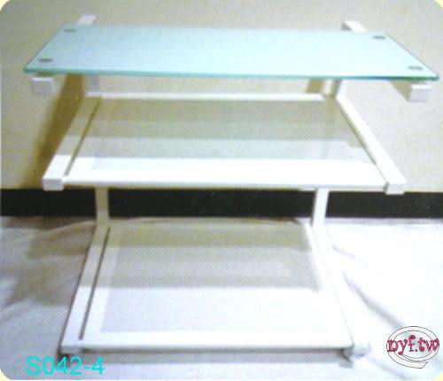 【南洋風休閒傢俱】組合櫃系列- 日式三層架 收納架 塑料架 組合架(S042-4)