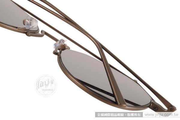 STEALER 太陽眼鏡 BEAM C14 (銅-灰) 摩登時尚造型水銀鏡面款 # 金橘眼鏡
