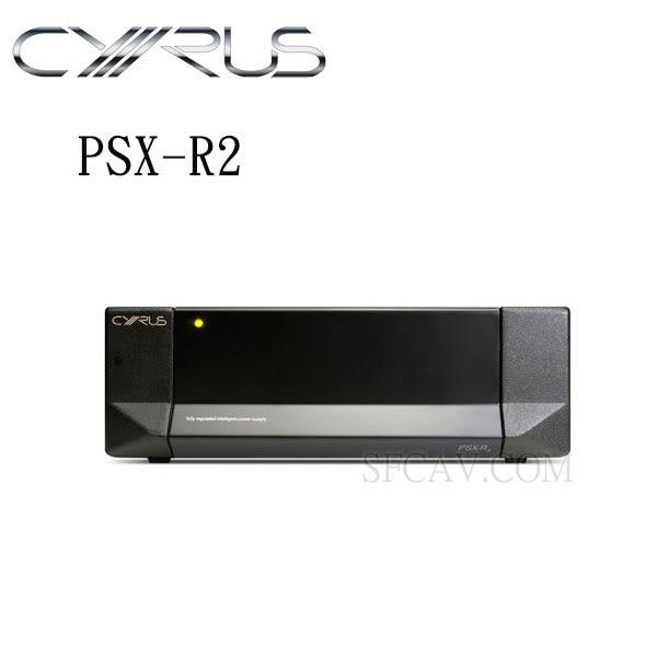 【竹北勝豐群音響】 CYRUS  PSX-R2  全穩壓智能電源強化供應器