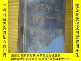 二手書博民逛書店Fighting罕見for Peace10445 Henry V