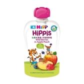 Hipp喜寶生機水果趣-水蜜桃野莓 79元 (買6送一)