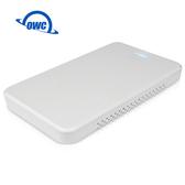 OWC Express White USB 3.0 2.5吋 硬碟外接盒 白色 支援高度 9.5mm 2.5 英寸 SATA I/II/III 硬碟或 SSD ( OWCES2.5BU3W )