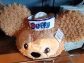 ♥小花花日本精品♥DISNEY迪士尼樂園限定Duffy達菲造型圖案毛帽保暖帽子96804001