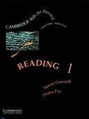 二手書博民逛書店 《Reading 1》 R2Y ISBN:0521346711│Cambridge University Press