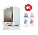 奇哥全自動紫外線消毒烘乾機(TND01500B) 3690元+贈奇哥玻璃奶瓶1支(不挑色)