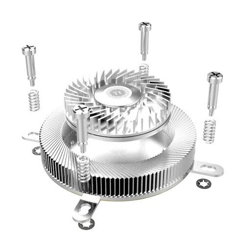 Thermaltake 曜越 Engine 17 1U Low-Profile CPU散熱器 CL-P051-AL06SL-A