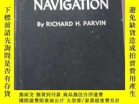 二手書博民逛書店Inertial罕見Navigation analysis an