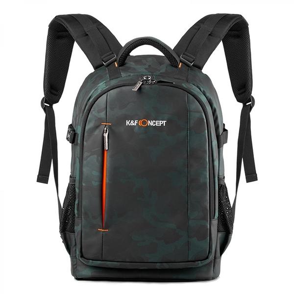 3C LiFe K&F Concept 戶外者相機後背包 迷彩色 全開式後背包 (KF13.119)