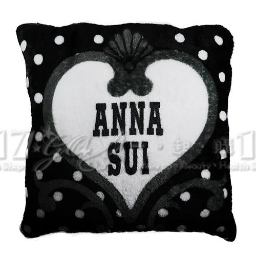【VT薇拉寶盒】ANNA SUI 安娜蘇 法蘭絨抱枕被