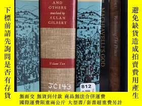二手書博民逛書店Machiavelli:罕見The Chief Works an