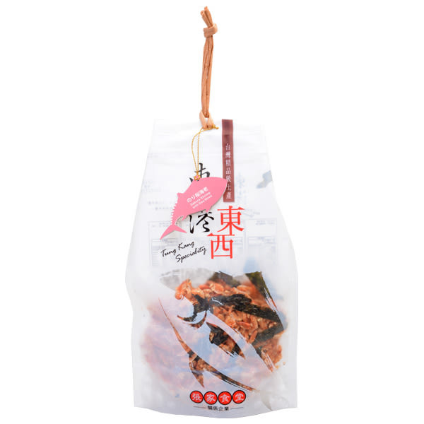 【東港東西】海苔櫻花蝦 80g