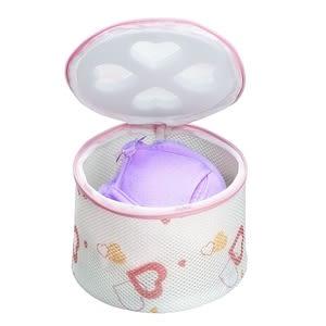 日本AISEN心形印花內衣洗衣網(L)