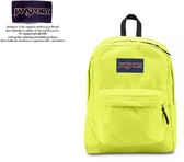 【橘子包包館】JANSPORT 後背包 SUPER BREAK JS-43501 亮黃