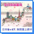 日本5+1天無限量上網卡 | OS小舖     日本6天無限量上網卡