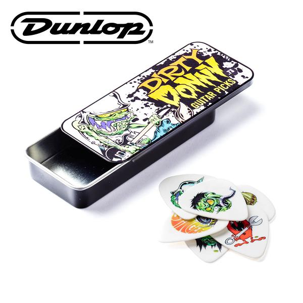 小叮噹的店-美國 DUNLOP BL111T Dirty Donny 彈片組 彈片/PICK/撥片 6片/盒