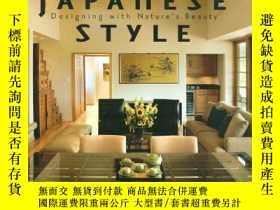 二手書博民逛書店Japanese罕見Style: Designing With