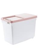 家用密封防蟲裝米桶儲米箱30斤防潮米缸 cf