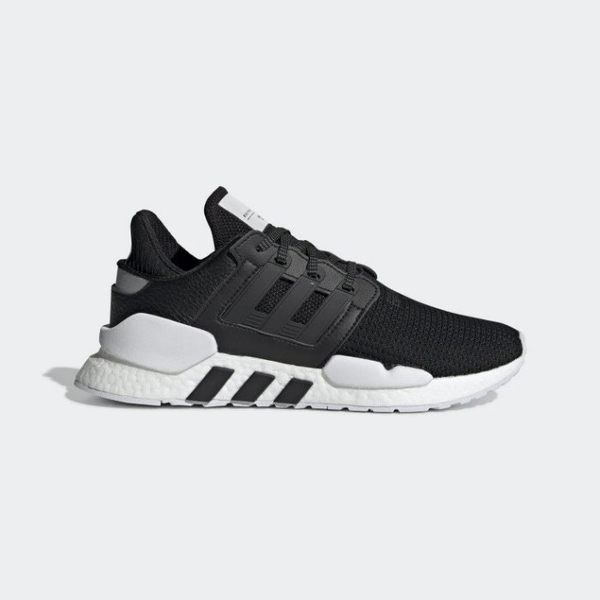 ISNEAKERS Adidas EQT SUPPORT 91/18 黑白色 Boost BD7793 愛迪達