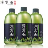 茶寶淨覺茶 天然茶籽地板洗潔液(3瓶組) 【屈臣氏】