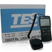 泰菱電子◆數位式照度計LUX FC自動補正TES 泰仕 TES-1335 TECPEL