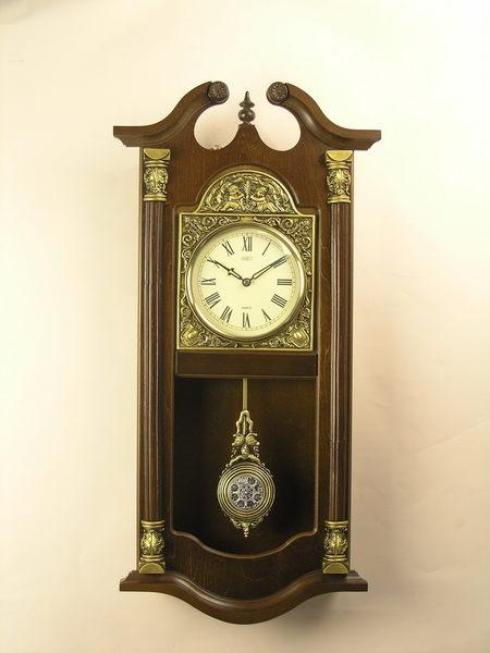 復古古典掛鐘造型時鐘禮物-達可家居