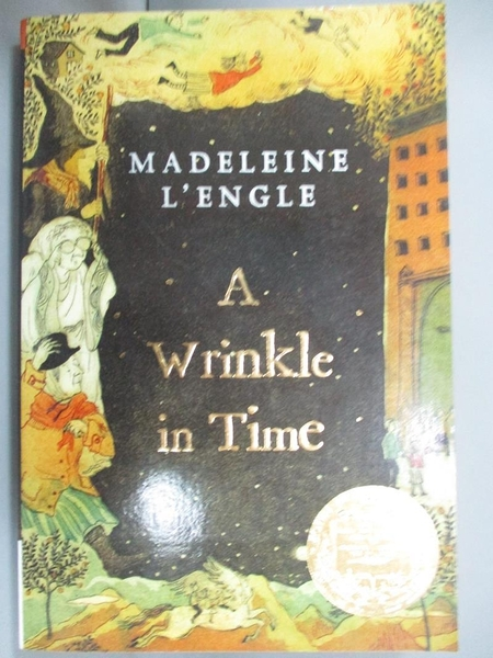 【書寶二手書T7/原文小說_HBK】A Wrinkle in Time_L'Engle