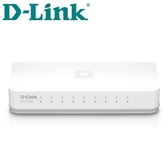 D-Link 友訊 DES-1008A 桌上型乙太網路交換器 8埠