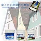 【漆寶】《9坪屋頂防水》立邦屋上水切套裝...