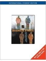 二手書博民逛書店《Business Ethics: Case Studies a