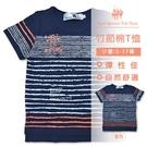 男童竹節棉T恤 短袖上衣 圖T[6028] 小童 春夏 童裝 RQ POLO 5-17碼 現貨