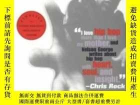 二手書博民逛書店Hip罕見Hop America-嘻哈美國Y436638 Nelson George Penguin Book