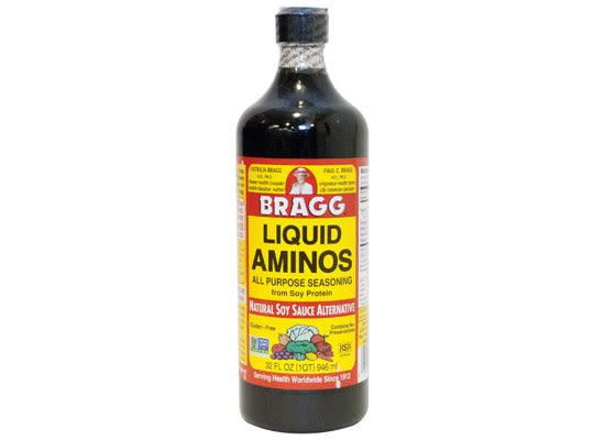 Bragg 阿婆健康無鹽醬油 32oz (946ml)/瓶