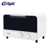 【ENLight 伊德爾】0.2秒瞬熱烤箱11L 白色(WK-530)