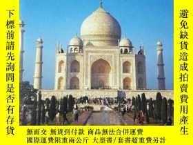 二手書博民逛書店INDIA:The罕見Spiritual Kingdom(英文原