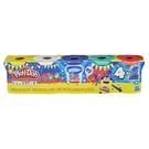 《 Play - Doh 培樂多黏土 》藍寶石限定色4+1入組 / JOYBUS玩具百貨