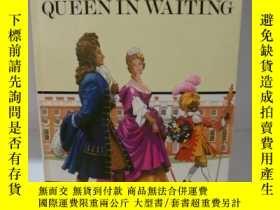 二手書博民逛書店Queen罕見in Waiting by Jean Plaidy