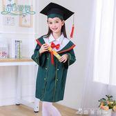 博士服幼兒園畢業禮服學士拍照服裝中小學生舞蹈演出表演服帽 时尚潮流