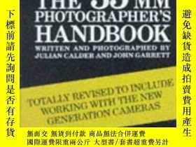 二手書博民逛書店The罕見35mm Photographer s HandbookY256260 John Garrett T