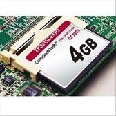 新風尚潮流 創見 記憶卡 【TS4GCF220I】 4GB 220X CF工業卡 耐震耐高溫