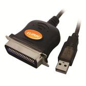 CLiPtec USB轉印表機36PIN傳輸線