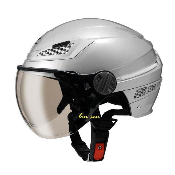 ZEUS 瑞獅安全帽,ZS-127B,ZS127B,雪帽/銀