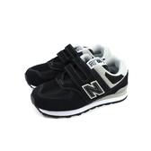 New Balance 574系列 運動鞋 黑色 童鞋 YV574GK-W no773 17~24cm