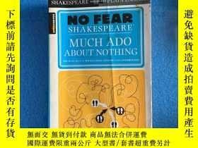 二手書博民逛書店No罕見Fear Shakespeare:Much Ado Ab