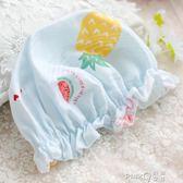 YOURBAN春夏天產婦產後用品夏季薄款紗布透氣純棉孕婦坐月子帽子  (PINKQ)