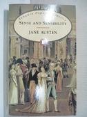 【書寶二手書T1/原文小說_CRI】Sense and Sensibility_Austen, Jane