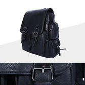 後背包 電腦包 PU  翻蓋 雙肩包 學生包 後背包【EX8256】 BOBI  11/19