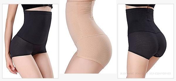夏季超薄產後收腹束身褲 高腰束腹提臀緊身美體內褲-mov0020