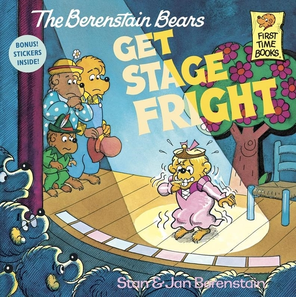 The Berenstain Bears - Get Stage Fright (英文版)