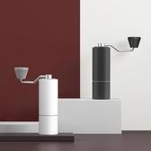 研磨機 泰摩 栗子C手搖咖啡磨豆機 家用手沖咖啡機研磨機器具 雙軸承定位 城市部落