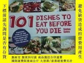 二手書博民逛書店101罕見Desserts to Eat Before You